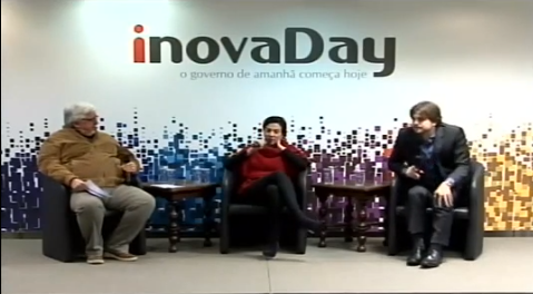 InovaDay – Debate Monica Picavea and Bruno Aracaty