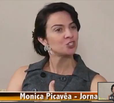 Entrevista Monica Picavea para o programa Mulheres que Fazem